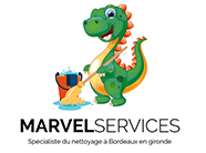 Marvel Services Logo